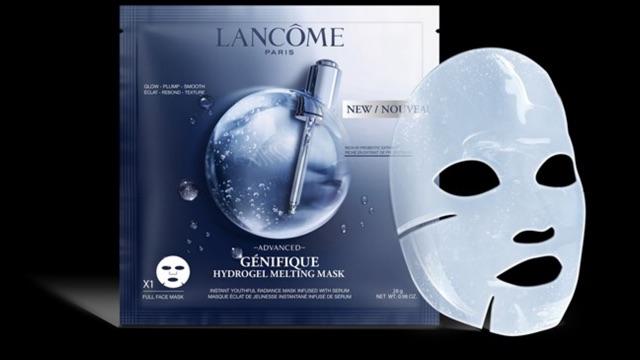 genifiquehydrogelmask